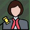 وکیل خانم در وکیل نوین