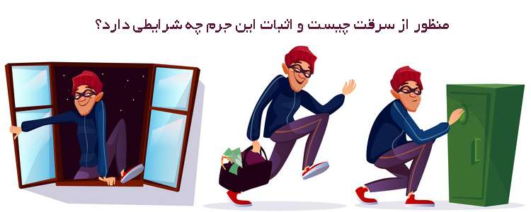 نحوه شکایت سرقت در تهران