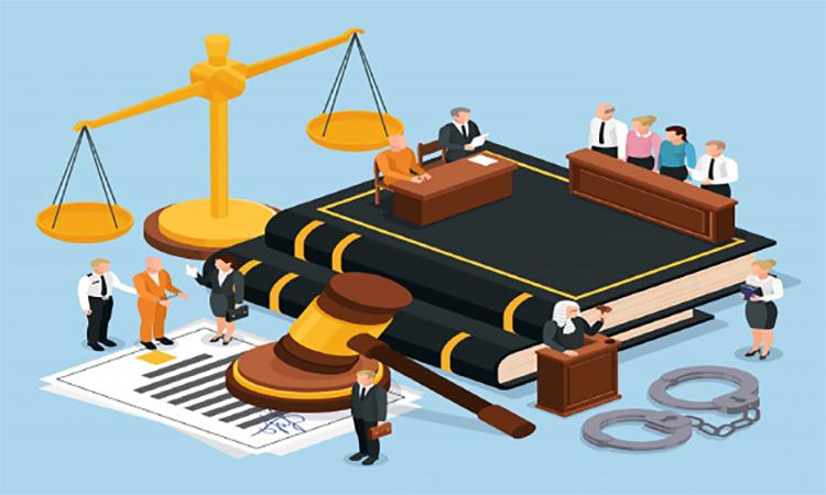 صلاحیت دادگاه ها چگونه است ؟