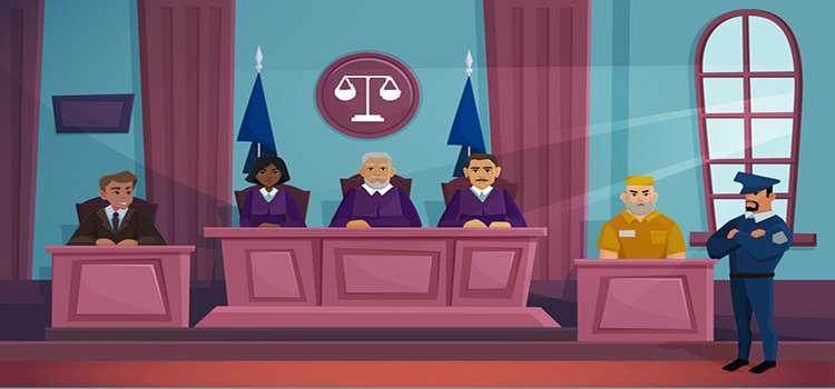 انواع دادگاه کیفری و حقوقی و صلاحیت آنها